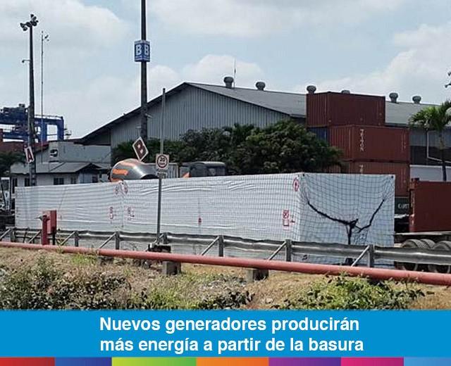 Nuevos generadores producirán más energía a partir de la basura