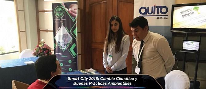 Smart City 2018: Cambio Climático y Buenas Prácticas Ambientales