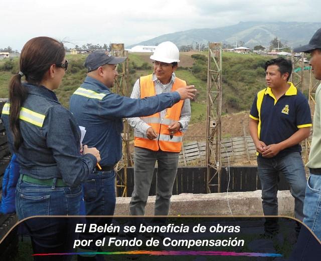 El Belén se beneficia de obras por el Fondo de Compensación
